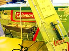 比内地鶏マイスターを目指す店長の日本一の比内地鶏ブログ-colemanコンロ