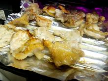 鶏塩や店長の日本一の比内地鶏ブログ-こんがり美味しそう