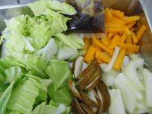 鶏塩や店長の日本一の比内地鶏ブログ-材料