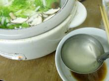 鶏塩や店長の日本一の比内地鶏ブログ-野菜のダシが美味しい!