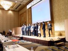 鶏塩や店長の日本一の比内地鶏ブログ-受賞式