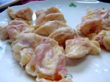 秋田の美味しい食べ方。比内地鶏ショップ名物店長の料理&釣りブログ-比内地鶏ぼんじり料理1