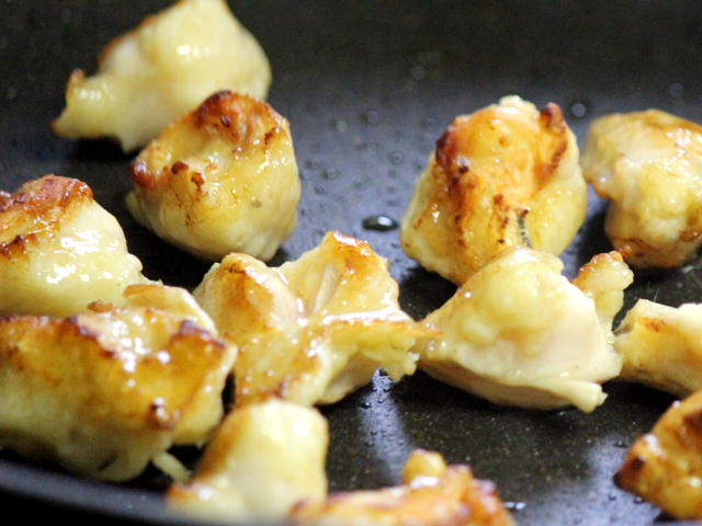 秋田の美味しい食べ方。比内地鶏ショップ名物店長の料理&釣りブログ-ぼんじり料理2
