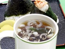 秋田の美味しい食べ方。比内地鶏ショップ名物店長の料理&釣りブログ-和風スープ