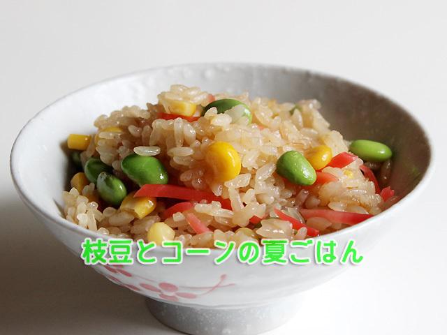秋田の美味しい食べ方。比内地鶏ショップ名物店長の料理&釣りブログ-夏ごはん